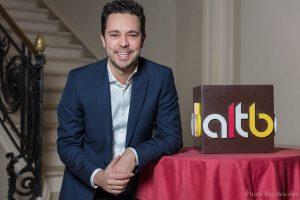Julien Blaise - Photo du Président de l'ALTB
